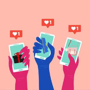 FASHION-RETAIL-SOCIAL-MEDIA