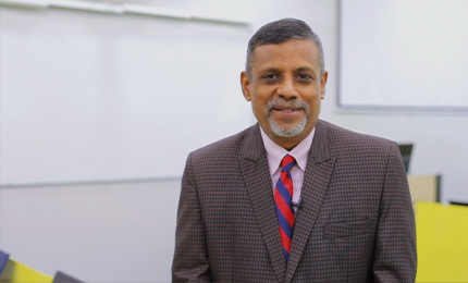 SP Jain's Undergraduate Programs – An overview by Dr Vaidyanathan Jayaraman (Dean – UG Programs)