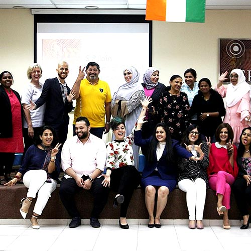 Counsellors Workshop Series at Dubai