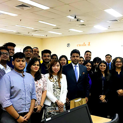 Understanding the GCC banking sector with Mr. Yogesh Kale, Head of Corporate Banking, ADCB