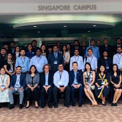 Annual Educators' Summit 2018 in Singapore