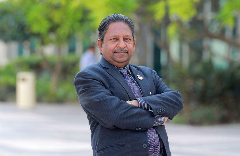 SP Jain's Prof Christopher Abraham speaks at ETHRWorld Future Skills