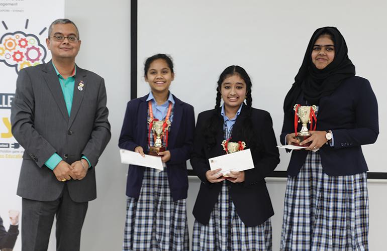 BrainSim 2019 – SP Jain organises Inter-School Business Simulation Competition