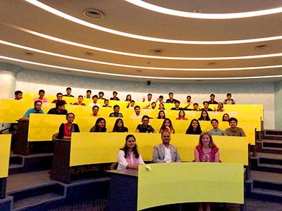 Corporate Reputation, CSR and Stakeholder Engagement – BBA Student Workshop at Mumbai