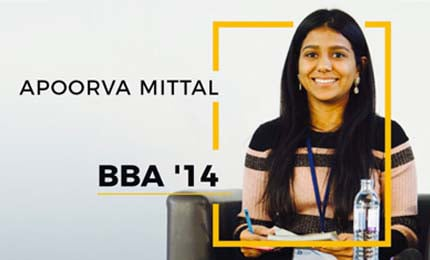 Giving a voice to the immigrants – Apoorva Mittal (BBA 2014) shares the story of writing her first book