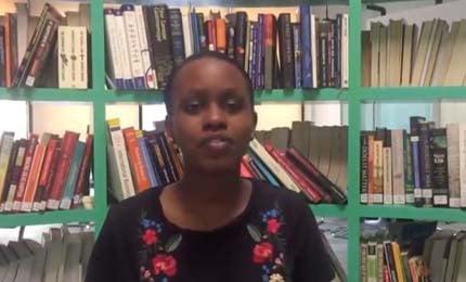 Isabane Harmonie Muhumulisa (BBA 2018) shares her SP Jain experience