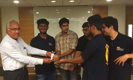 BBA Mumbai Jaguars turn into CSR Consultants for a day!