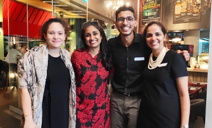 Changing the world, one NGO at a time – Manthan Shah's internship story