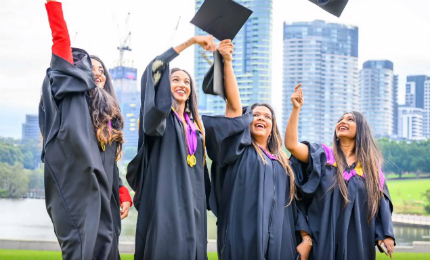 Graduation Day: Celebrating the achievements of our BBA Class of 2019