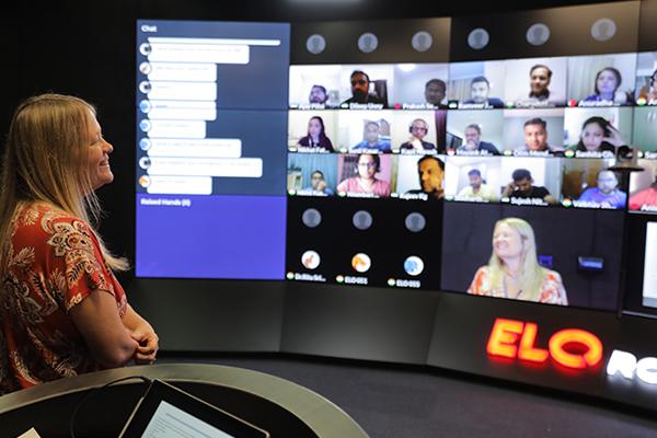 SP Jain's ELO technology wins