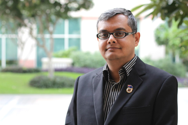 Dr Arindam Banerjee shares his views with Khaleej Times on the education community receiving the COVID vaccine