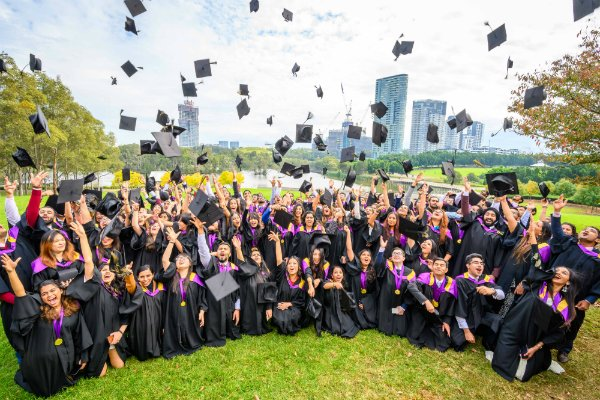 SP Jain rated no. 1 among all higher education providers in Australia for improvement in student satisfaction