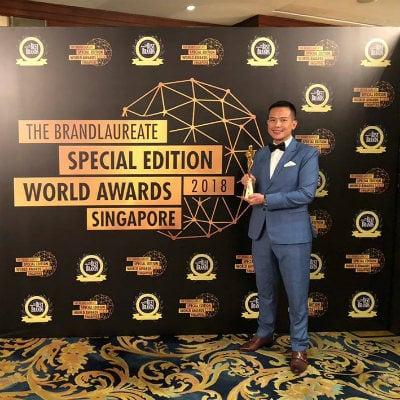 SP Jain wins Best International Brand