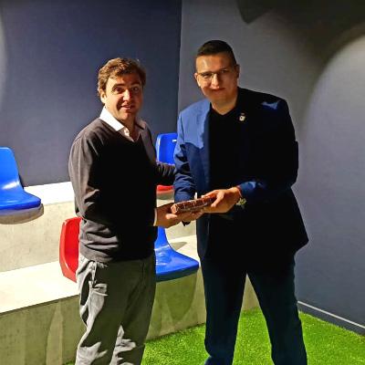 SP Jain and FC Barcelona discuss future opportunities