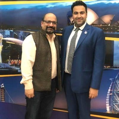Visiting Wisdom with Sandeep Khanna